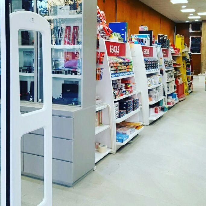 دزدگیر مغازه و گیت فروشگاهی خارجی